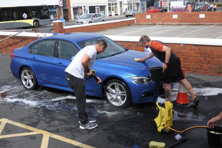 Annual Car Wash