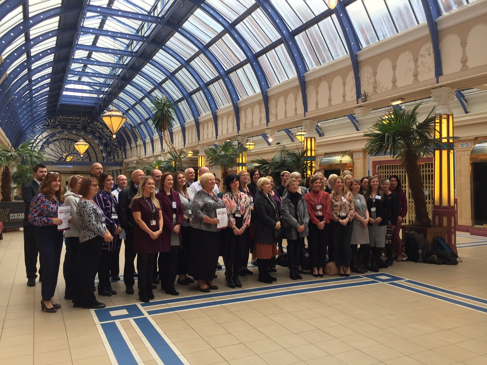 Annual Blackpool Council Staff Event